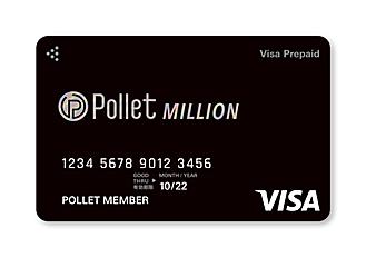 ポレットカード(Pollet Million)